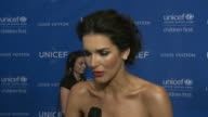 INTERVIEW Angie Harmon on mcing the event and on UNICEF at Sixth Biennial UNICEF Ball Honoring David Beckham And CL Max Mikias Presented By Louis...