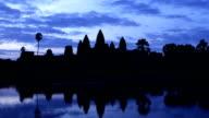 Angkor Wat Dawn Sunrise