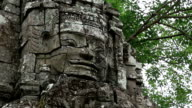 Angkor Wat Sculpture On A Temple, Cambodia