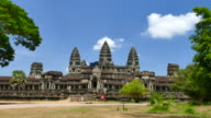 Angkor Wat Temple, National Landmark of Cambodia