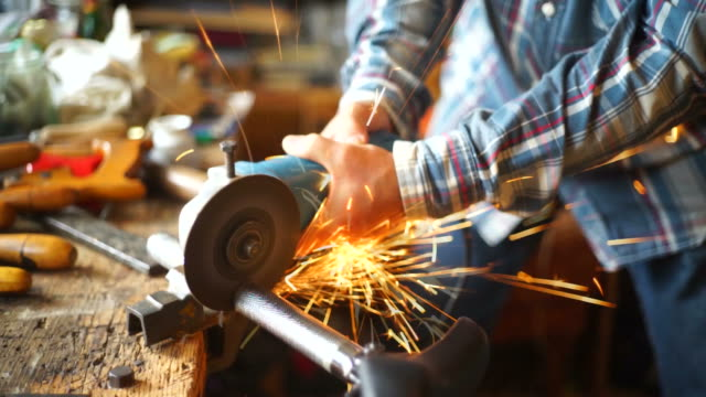 Angle Grinder verktyg
