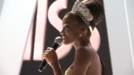 Angola's Leila Lopes has become the new Miss Universe edging out beauties from Ukraine Brazil the Philippines and China as the pageant marked its...