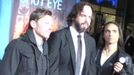 Angus Sampson Keir O'Donnell Zahn McClarnon at the Premiere of Hulu's 'Shut Eye' on December 01 2016 in Beverly Hills California