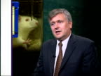 Animal testing/ Declaration of support by Defence Research Society Tim Phillips interviewed SOT We are the biggest users of laboratory primates in...