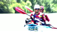HD: Animated Canoeists