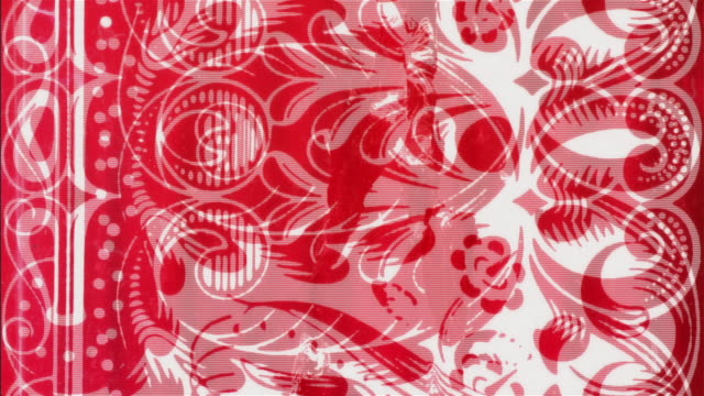 CGI, Animated floral patterns