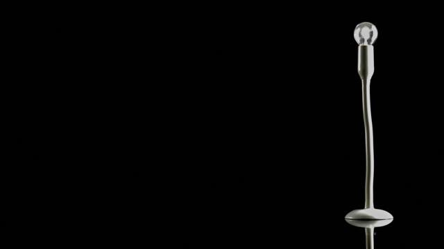 Animierte Lampe
