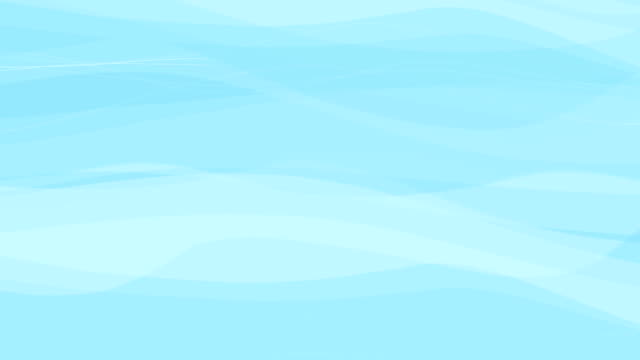 Animated Waves as a Background