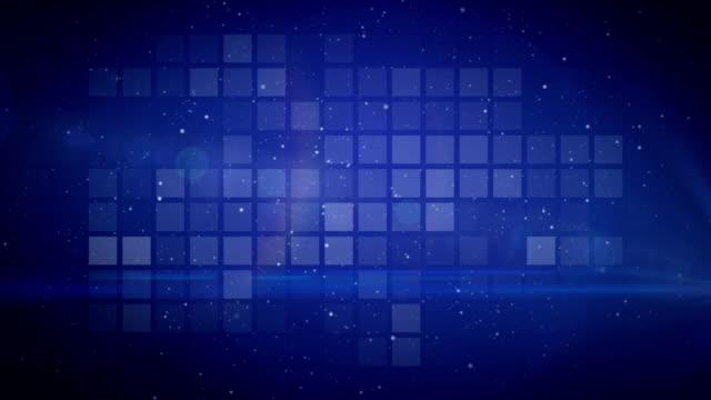 animation background blue