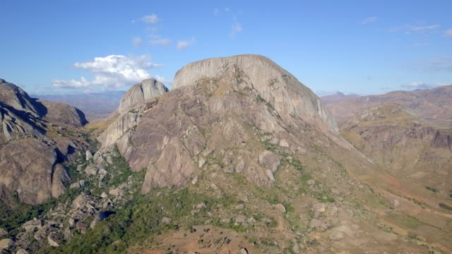 Anja Community Reserve Mountains in Madagascar National Park