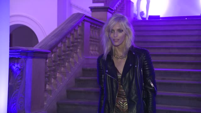 Anja Rubik at Royal Academy of Arts on February 16 2012 in London England
