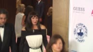 Anjelica Huston at the 32nd Anniversary Carousel of Hope Ball at Beverly Hills CA