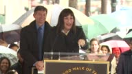Anjelica Huston at the Anjelica Huston Honored with a Star on the Hollywood Walk of Fame at Hollywood CA
