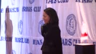 Ann Curry at the Friars Club Roast of Matt Lauer at New York NY