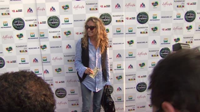 Ann DexterJones at the 7th Annual Cine Fest Petrobas BrasilNY 'Wandering Heart' Screening at New York NY
