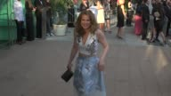 Anna Chlumsky arrives at the 2014 CFDA Fashion Awards at Alice Tully Hall Lincoln Center on June 02 2014 in New York City
