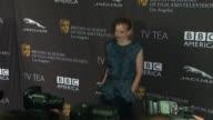 Anna Chlumsky at BAFTA LA TV Tea 2014 Presented By BBC America and Jaguar in Los Angeles CA