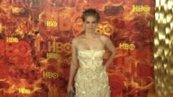 Anna Chlumsky at the 2015 HBO Emmy After Party at The Plaza at the Pacific Design Center on September 20 2015 in Los Angeles California