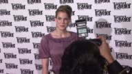 Anna Chlumsky at the Conde Nast Traveler Celebrates 20 Years of Truth in Travel at the CooperHewitt National Design Museum in New York New York on...