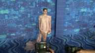 Anna Chlumsky at the HBO's Post Emmy Awards Reception Arrivals at The Plaza at the Pacific Design Center on September 18 2016 in Los Angeles...