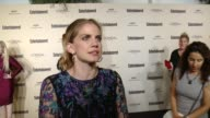 INTERVIEW Anna Chlumsky on favorite television moments from this past season and on what Entertainment Weekly means to them at Entertainment Weekly's...