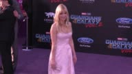 Anna Faris at the 'Guardians of the Galaxy Vol 2' Los Angeles Premiere at Dolby Theatre on April 19 2017 in Hollywood California