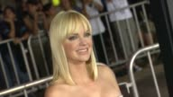 Anna Faris at the 'What's Your Number' Premiere at Westwood CA