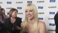 Anna Faris on the opportunities women have in directing with Glamour Reel Moments at the Glamour Reel Moments at Los Angeles CA