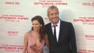 Anna Friel and Rhys Ifans at 'The Amazing SpiderMan' Los Angeles Premiere Anna Friel and Rhys Ifans at 'The Amazing SpiderM at Regency Village...