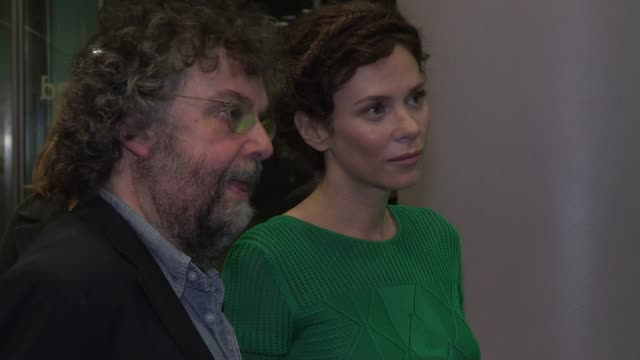 Anna Friel at WWF presentation at BFI IMAX on October 14 2013 in London England