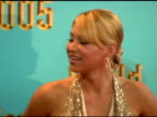 Anna Kournikova at the 2005 World Music Awards arrivals at the Kodak Theatre in Hollywood California on September 1 2005
