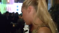 Anna Kournikova at the THE 2007 AAFA American Image Awards at the Grand Hyatt Hotel in New York New York on May 14 2007