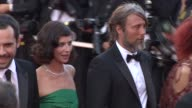 Anna Mouglalis at the Cannes Film Festival 2009 Closing Steps Coco Chanel Igor Stravinsky at Cannes