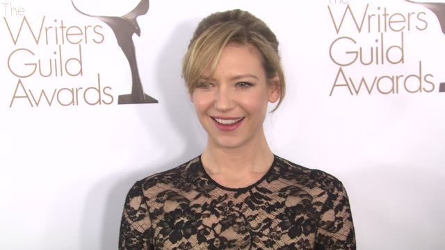 Anna Torv at the The Writers Guild Awards at Hollywood CA