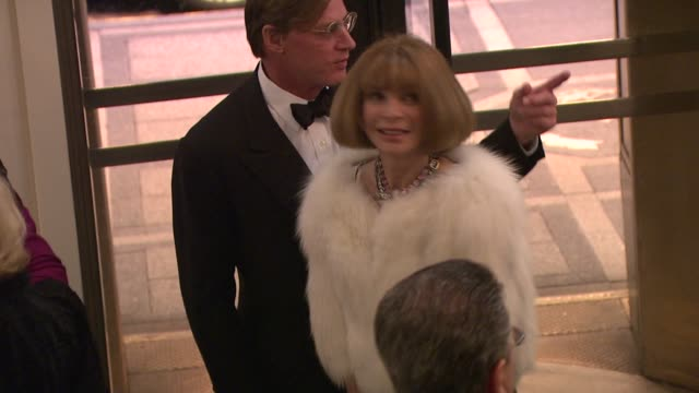 Anna Wintour at 2012 Carnegie Hall Medal Of Excellence Gala at The Waldorf Astoria on April 23 2012 in New York New York