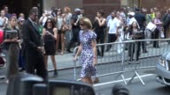 Anna Wintour at Spring 2013 MercedesBenz Fashion Week at Lincoln Center in New York NY on 09/13/12