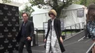 Anna Wintour at Spring 2014 MercedesBenz Fashion Week in New York NY on 9/10/13