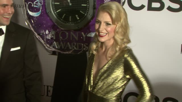 Annaleigh Ashford at The 67th Annual Tony Awards Arrivals at Radio City Music Hall on June 09 2013 in New York New York