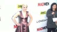Annaleigh Ashford at the 'Mad Men' Season Seven Los Angeles Premiere in Hollywood CA on
