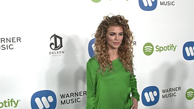 AnnaLynn McCord at Warner Music Group Hosts Annual Grammy Celebration in Los Angeles CA