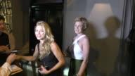 AnnaLynne McCord Angel McCord at Craig's Restaurant in West Hollywood in Celebrity Sightings in Los Angeles
