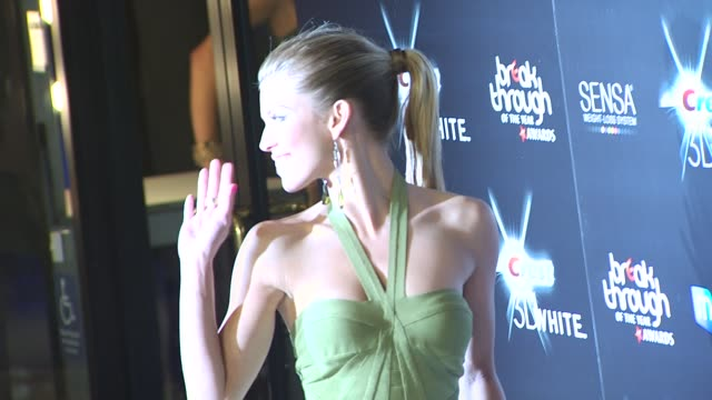 AnnaLynne McCord at the 2010 Breakthrough Of The Year Awards at West Hollywood CA