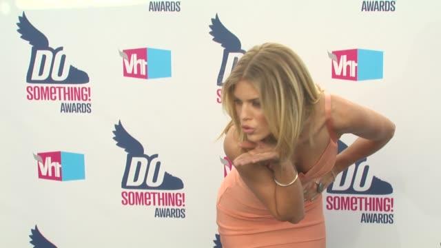 AnnaLynne McCord at the 2010 VH1 Do Something Awards at Hollywood CA