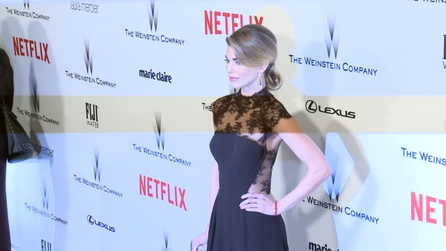 AnnaLynne McCord at the 2015 Weinstein Company And Netflix Golden Globe After Party at Robinsons May Lot on January 11 2015 in Beverly Hills...