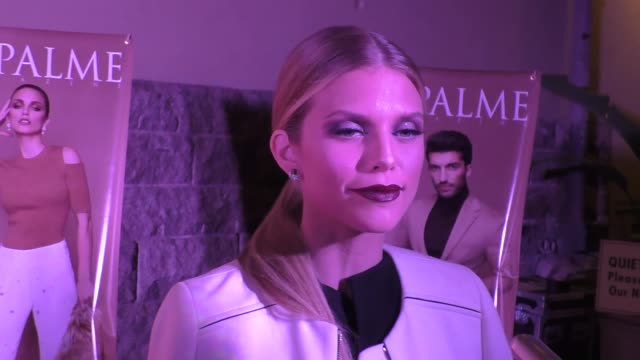 AnnaLynne McCord at The Continental Club Los Angeles Winter Soiree hosted by AnnaLynne McCord at Celebrity Sightings in Los Angeles on January 08...