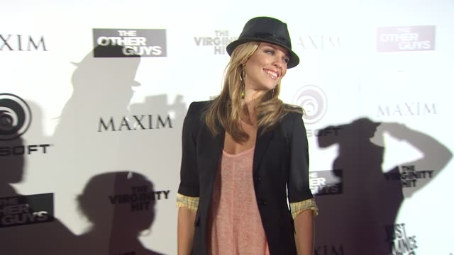Annalynne McCord at the Maxim Ubisoft And Sony Pictures Celebrate The Cast Of 'The Other Guys' at San Diego CA
