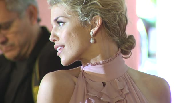 AnnaLynne McCord at the The Hollywood Reporter's Annual Women In Entertainment Breakfast at Beverly Hills CA