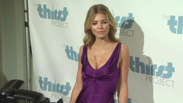 AnnaLynne McCord at the The Inaugural Thirst Gala at Santa Monica CA