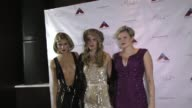 AnnaLynne McCord Rachel McCord and Angel McCord at the Rachel McCord Birthday Party Benefitting Together1 Heart Charity at Hotel Angeleno in Los...