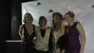 AnnaLynne McCord Sheri McCord Rachel McCord and Angel McCord at the Rachel McCord Birthday Party Benefitting Together1 Heart Charity at Hotel...